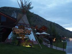 The Spa At Rustic Inn, Jackson Hole WY