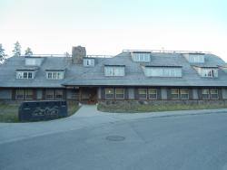 Dunraven Lodge