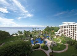 Shangri-la's Golden Sands Resort
