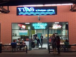 Fins Mexican Eatery