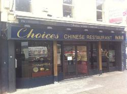 Choices Chinese Restaurant