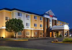 Fairfield Inn & Suites Quincy