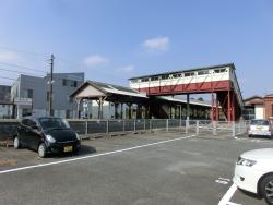 JR Handa Station Kosenkyo