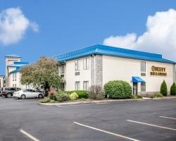 Quality Inn & Suites Indianapolis West - Brownsburg