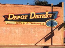 The Depot District