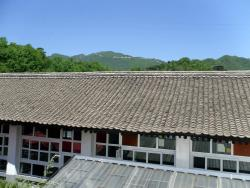The Schoolhouse at Mutianyu Great Wall