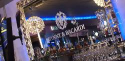 Fanny and Bacardi Bar, Terrace and Club