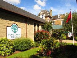 BEST WESTERN Woodlands Hotel