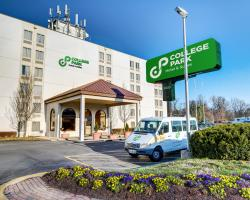 College Park Hotel & Suites near Univ. of Maryland