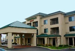 Courtyard by Marriott Dayton North