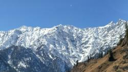 White Meadows - Manali