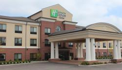 Holiday Inn Express East Wheeling