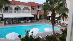 Edelweiss Apartments Argassi