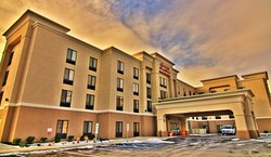 Hampton Inn & Suites Parsippany/North