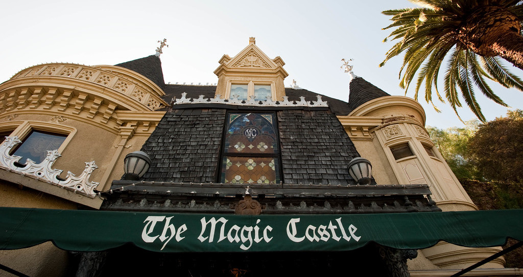 ‪Magic Castle Hotel‬