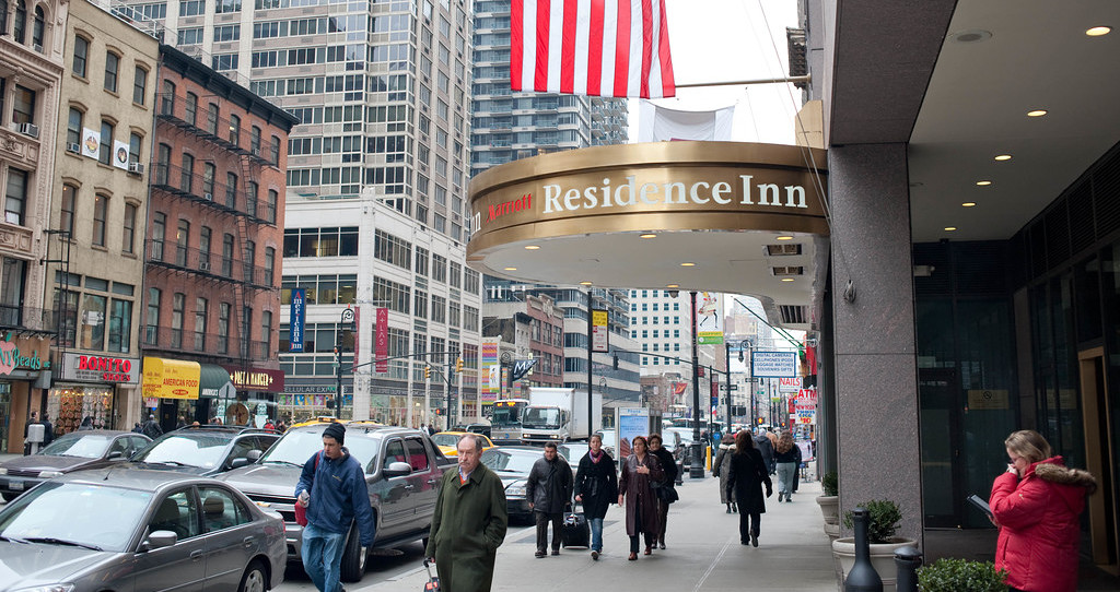 Residence Inn by Marriott Times Square New York