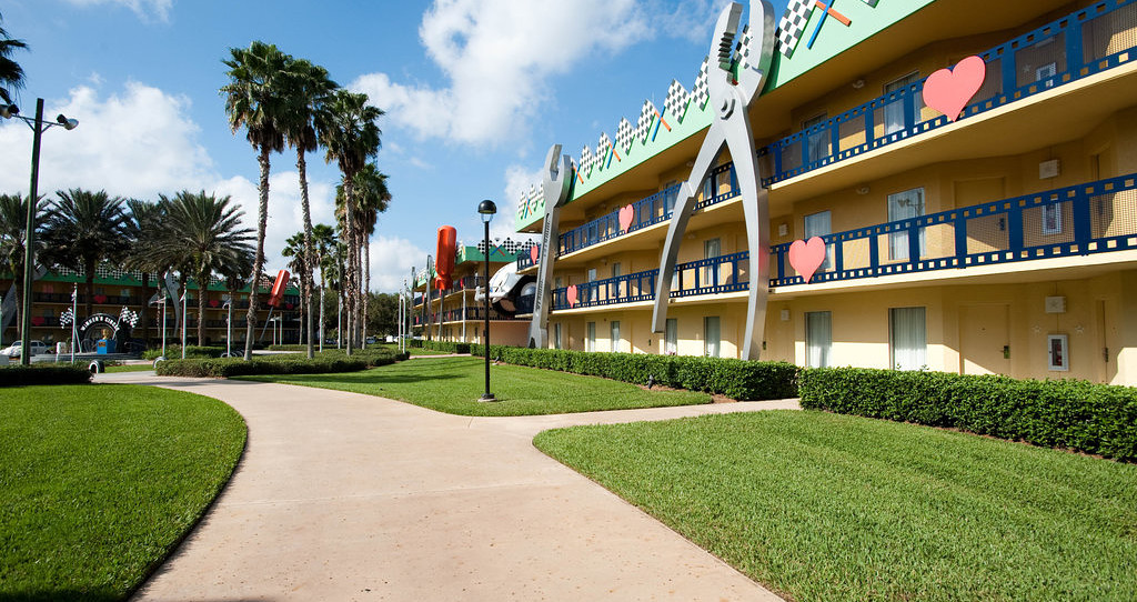 ‪Disney's All-Star Movies Resort‬