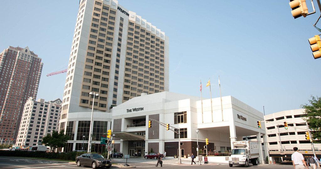The Westin Jersey City, Newport