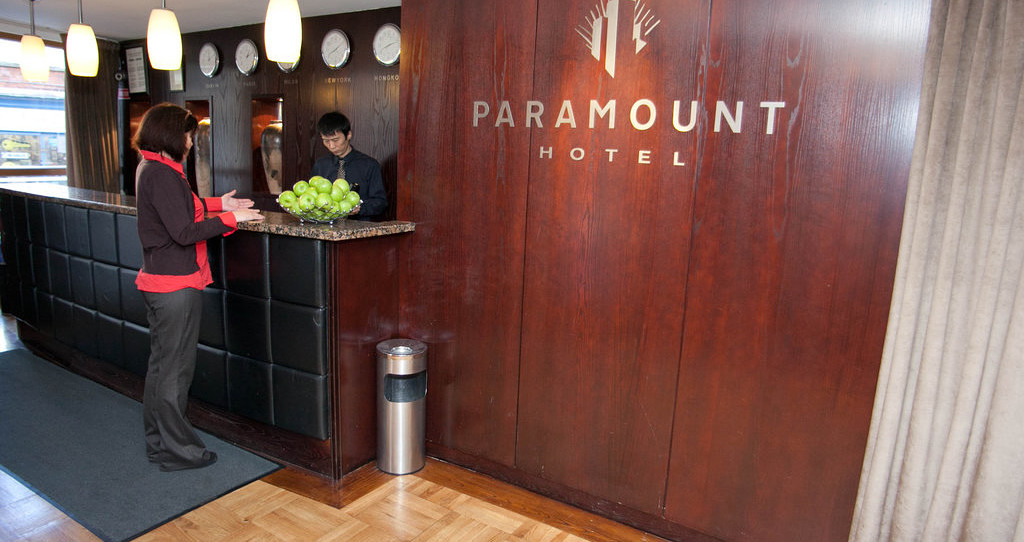 Paramount Hotel Temple Bar