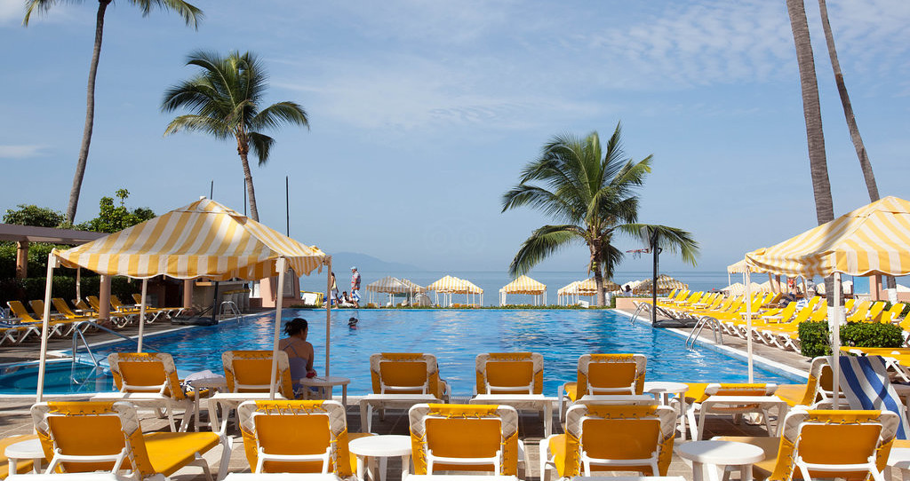 Golden Crown Paradise Resort Puerto Vallarta
