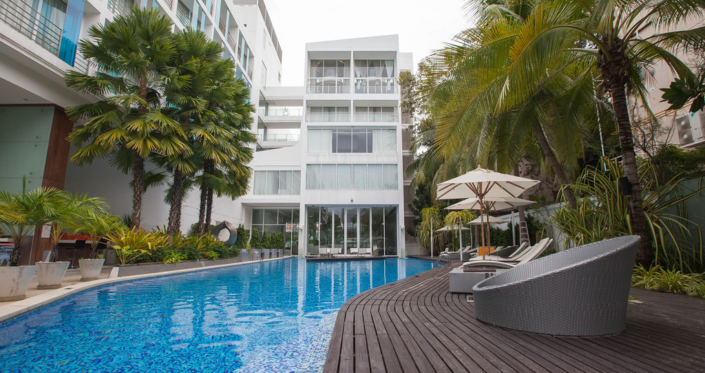 Hotel Baraquda Pattaya - MGallery Collection