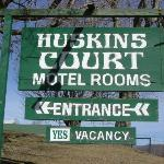 Huskins Court and Cottages의 사진