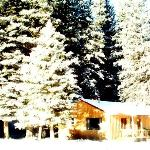 Rio Colorado Cabin #20 October Snow