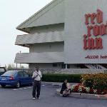 Foto de Red Roof Inn Wilkes Barre Arena