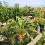 Hotel Gardens (from Balcony)
