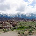 Alabama Hills w/Whitney in the background.