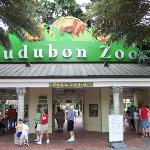 Entrance to Zoo
