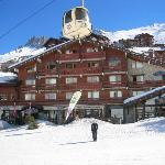 Photo de Hotel Mont Vallon
