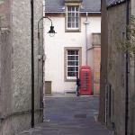Phone Booth in Downtown Lerwick