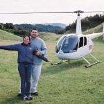 Front-door helicopter tours available!