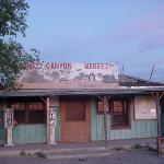 The Old Trading post (now closed)