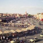 Jemaa in the day