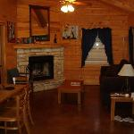 Foto de River Haven Cabins