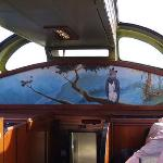 Mural in Car... Harpy Eagles