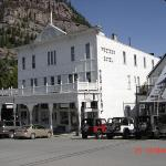 Historic Western Hotel Ouray
