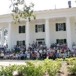  King Family Reunion at Barrington Hall 2004