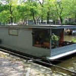 PhilDutch Houseboat Bed and Breakfast Amsterdam