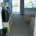 My Room at the Tropicana Motel in Wildwood 2005