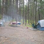 Foto van Horse Thief Campground