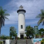 The famous lighthouse is less than 5 minutes - near the surfing beaches