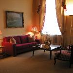 one of the living/sitting rooms