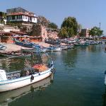 "Harbour of Nessebar,  a ""must see"" old town"