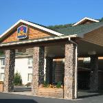 صورة فوتوغرافية لـ ‪BEST WESTERN Berkeley Springs Inn‬