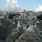  Trulli rooftops
