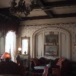  Second floor parlor that leads to piazza