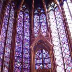 St. Chappelle church - a must visit